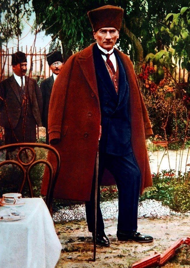 En güzel Atatürk fotoğrafları ve resimleri - 23 Nisan Ulusal ...