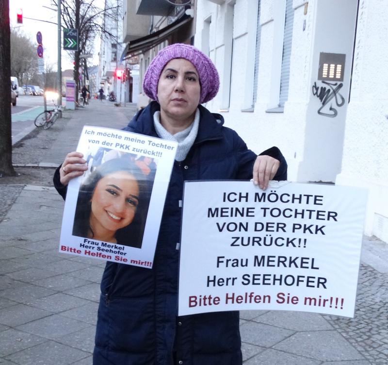 Diyarbakır anneleri örnek oldu! Almanya'dan PKK'ya meydan okudular