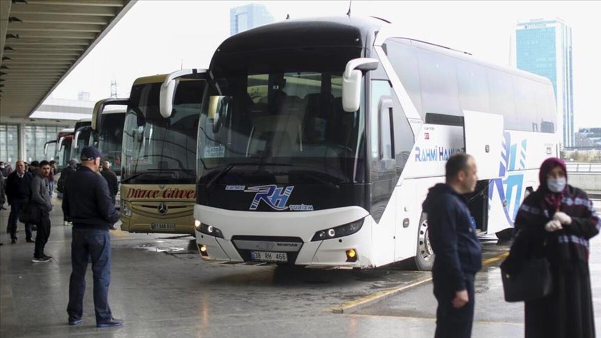 Son dakika | Şehirlerarası otobüs yolculuğunda yeni dönem! Resmi Gazete'de yayımlandı...