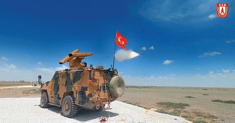 Hava savunma füzesi SUNGUR hizmete hazır! - Ekonomi Haberleri