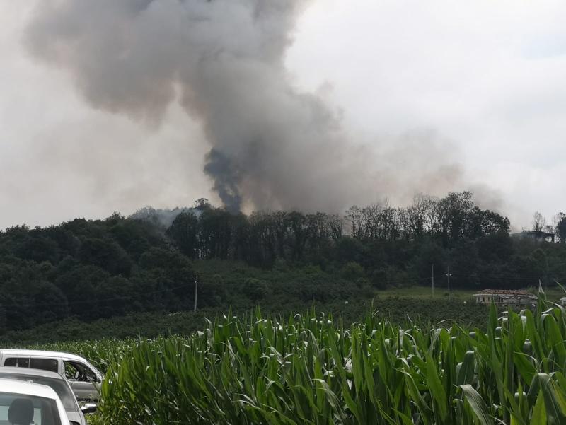 Son dakika: Sakarya'da havai fişek fabrikasında art arda patlamalar! Belediye Başkanı A Haber'de açıkladı: 150 çalışan var