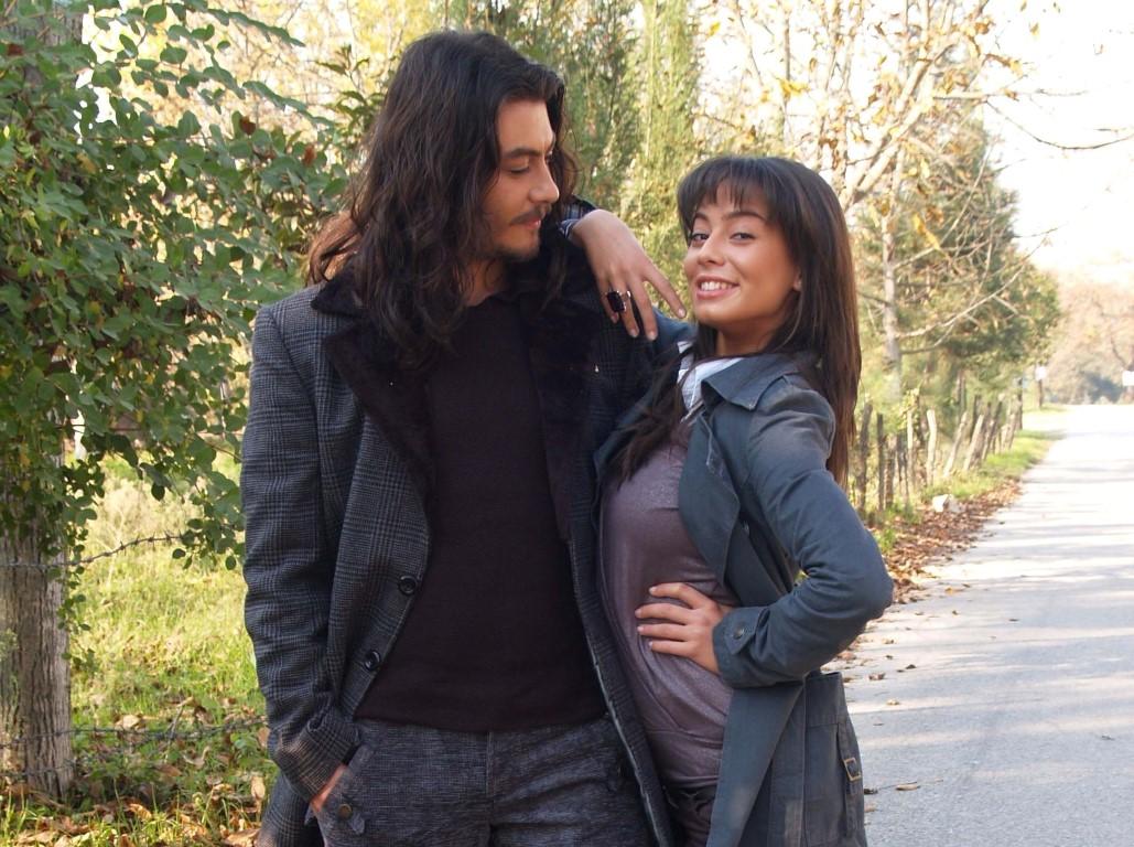 Merve Sevi 'Yalancı Yarim' dizisindeki rol arkadaşı Barış Akarsu'yu böyle andı!