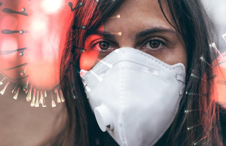 Koronavirüs maskelerinde yeni dönem! Amacı değişiyor...