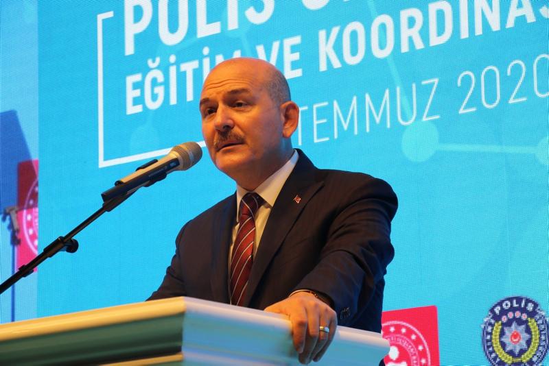 Son dakika haberi: İçişleri Bakanı Süleyman Soylu'dan çok çarpıcı sözler: Benim de telefonuma geliyor...