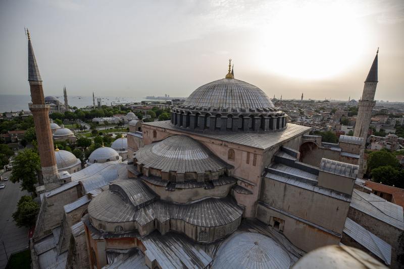 SON DAKİKA... Danıştay'ın Ayasofya kararı için kritik gün! Ayasofya'nın ibadete açılması için geri sayım