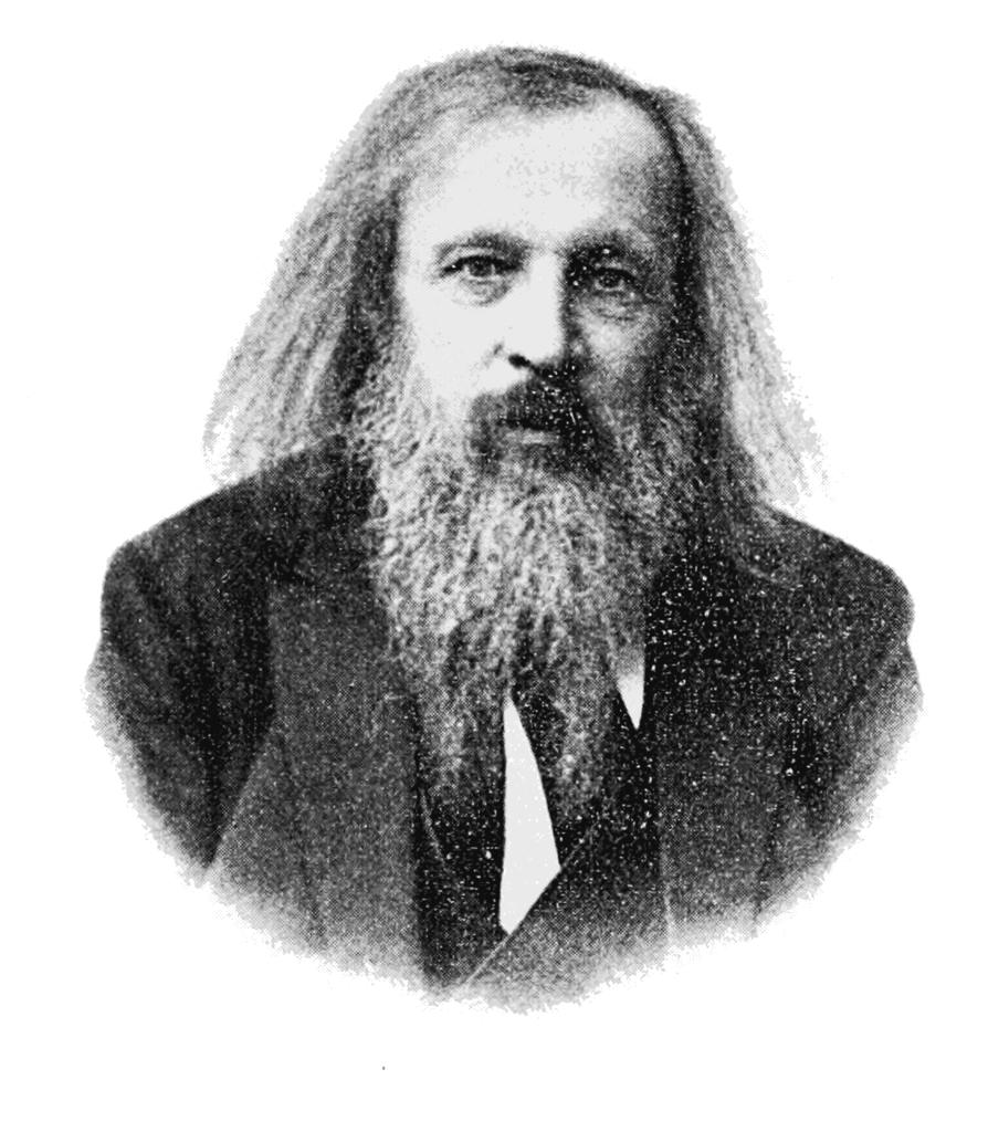 Dmitry Mendeleev: bir Rus bilim adamının hayatından ilginç gerçekler 54