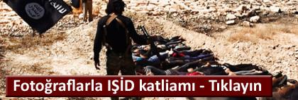 IŞİD den katliam!