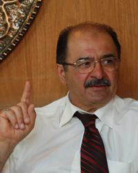 Kuzey Irak'taki Türkmenlerin liderlerinden Mahmud Çelebi'ye göre, Erbil'deki barış ortamı tüm Irak'a örnek olabilir.