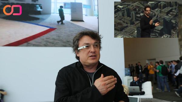 Google sihirli gözlüğü gözaltında