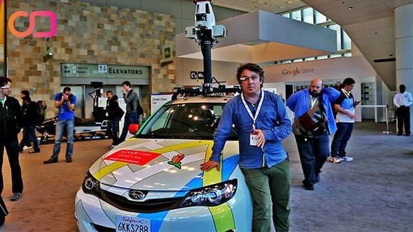 Google Glass ve sürücüsüz otomobil konusuna alternatif giriş