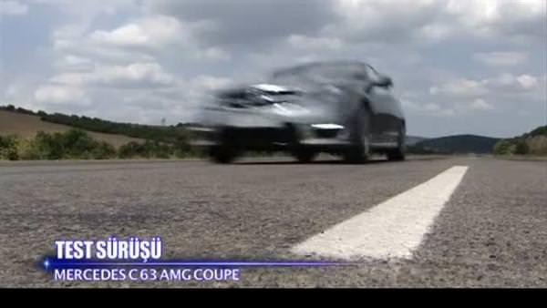 Otorite - Mercedes C 63 Amg Coupe