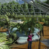 Avcılara dev botanik park yapacak