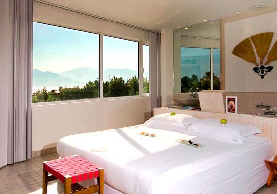 Yabancı turistin tercihi oteller