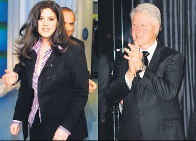 Clinton'ı Monica'ya yaklaştırmamışlar