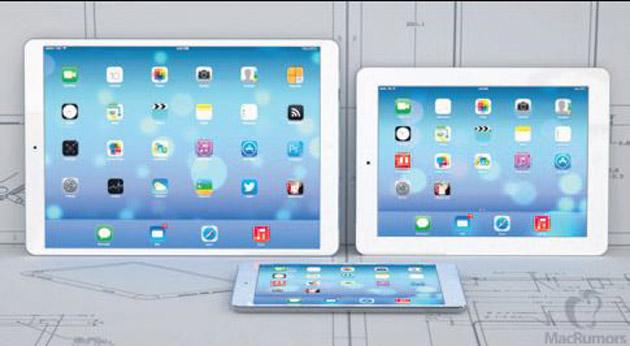 Yeni iPad Air sahnede