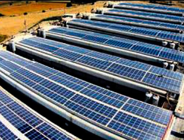 Güres, temiz enerji üretecek