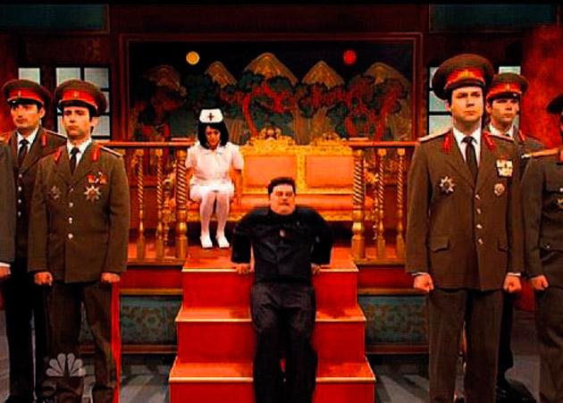 Kuzey Kore lideriyle fena dalga geçtiler