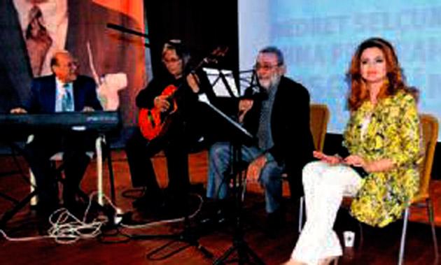 Türkçe'nin Altın Sesi anıldı