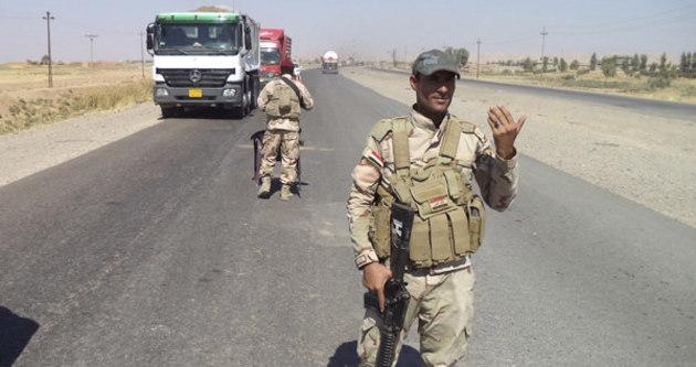 IŞİD güçleri Tavi'den çıkarıldı