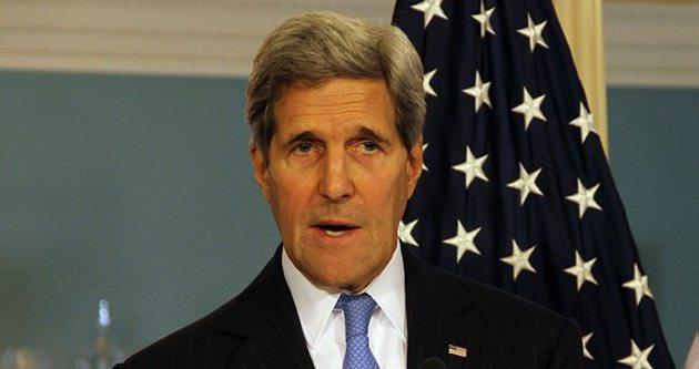 Kerry: Kobani'de yaşananlar trajedi