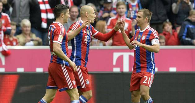 Bayern Münih rekor ciro elde etti