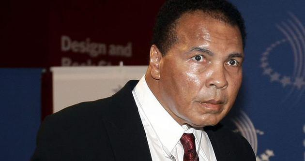 Muhammed Ali artık konuşamıyor