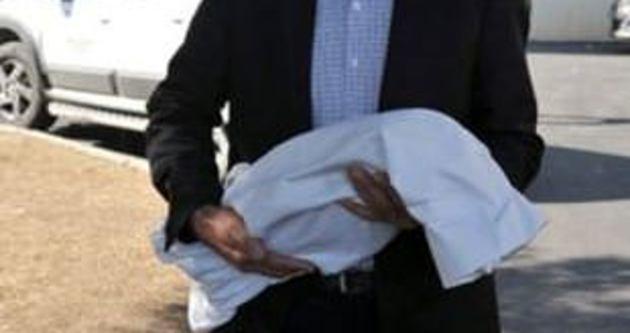 Suriyeli bebek ölü bulundu