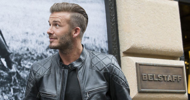 Beckham kampanya yüzü oluyor
