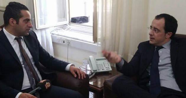 """""""Kıbrıs'ta sınır kapıları kapanmayacak"""""""