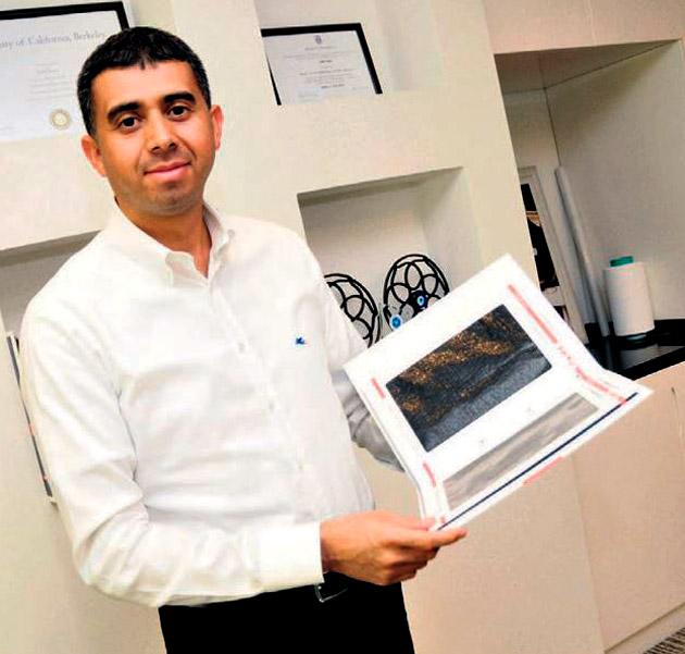 'Teknik tekstil'e 30 milyon lira