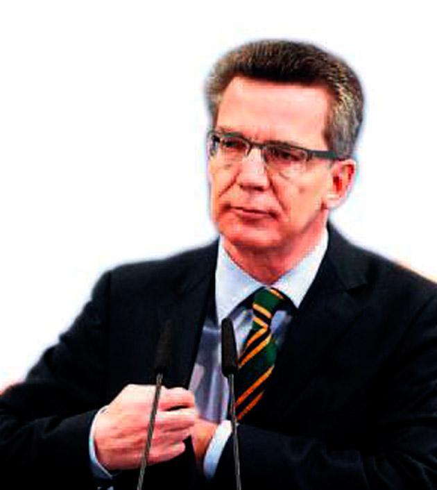 'PKK, Almanya için bir terör örgütüdür'
