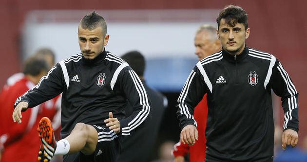 Beşiktaş'ta sakatlık şoku