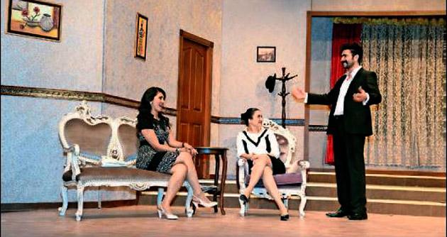 Şehir tiyatrosu sezonu açtı