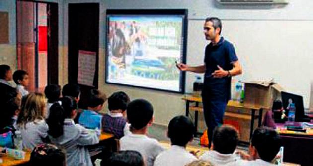 Öğrencilere atık ve çevre eğitimi