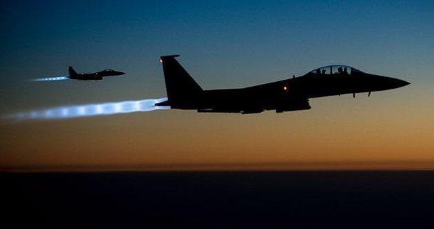 Koalisyon güçleri Kobani'de IŞİD hedeflerini vurdu