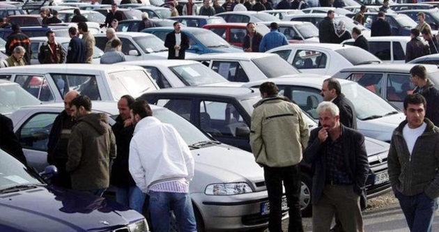 Türkiye'de 8 kişiye 1 otomobil düşüyor