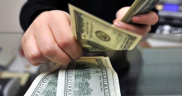Dolarda büyük düşüş