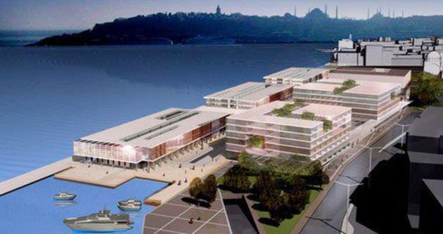 ÖİB'den Galataport açıklaması