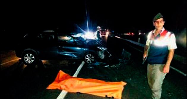 Aydın'daki kazada İzmirli hekim öldü