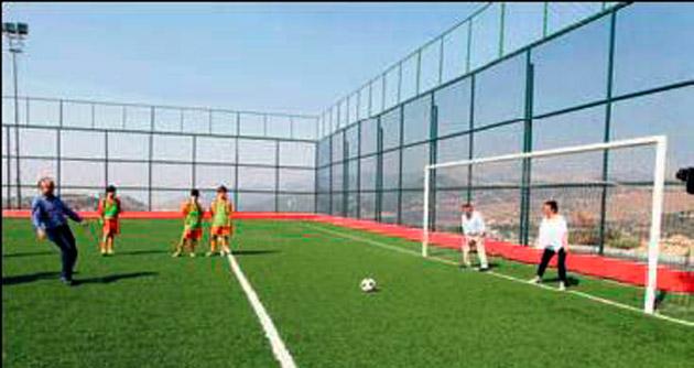 Bayan Karabağ penaltı kurtardı!