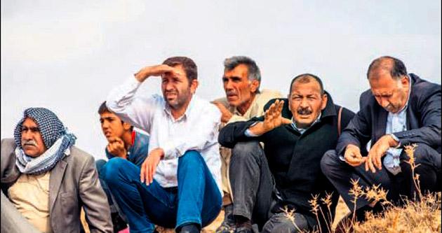 IŞİD mevzi kaybetmeye başladı