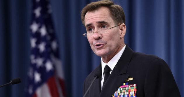 Pentagon: Kobani'de yüzlerce IŞİD militanı öldürdük