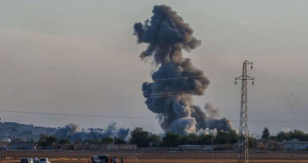 Suriye sınırında kimyasal alarm!
