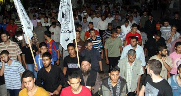 Mescid-i Aksa için intifada çağrısı