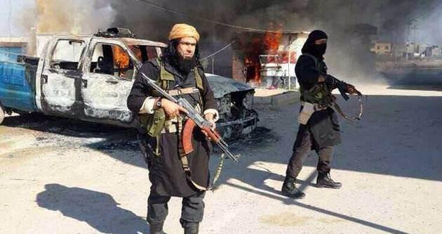 Irak ordusu ve koalisyon güçleri IŞİD hedeflerini vurdu