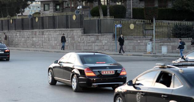 Başbakan Davutoğlu, Başbakanlık Resmi Konutu'na taşındı