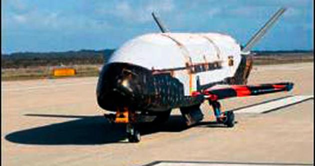 NASA'nın gizli mekiği dönüyor