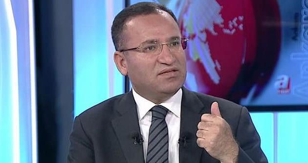 Bekir Bozdağ'dan flaş Öcalan açıklaması