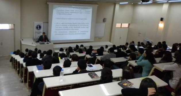 KTÜ'ye yabancı öğrenci ilgisi
