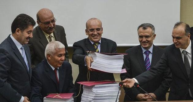 Bütçe Meclis'te